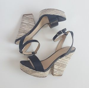 Xhilaration heels, size 6.5, great condition.